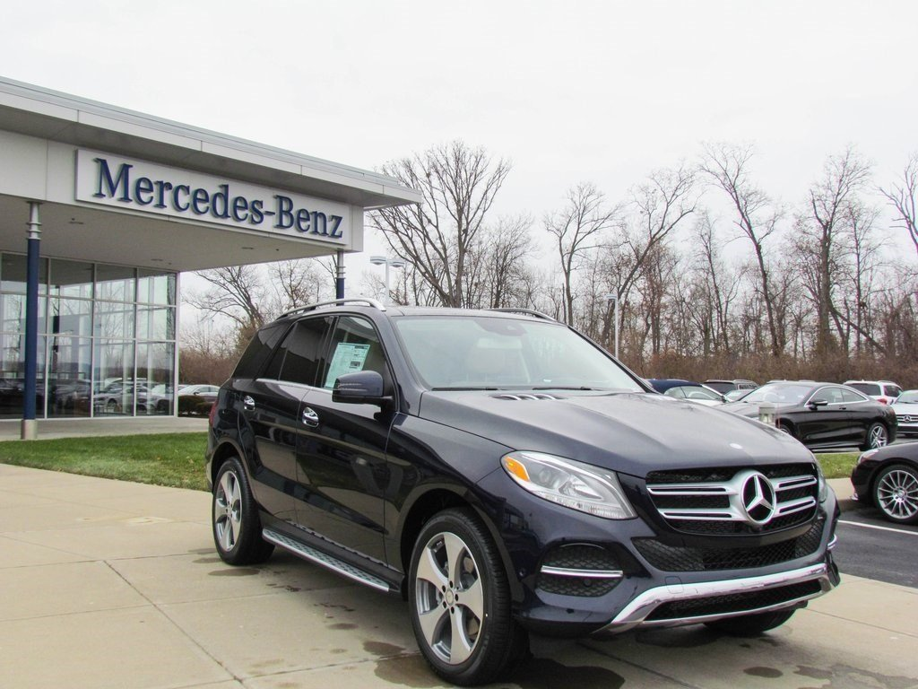 stock w16614 new 2017 mercedes benz gle gle 350 in west chester. Black Bedroom Furniture Sets. Home Design Ideas