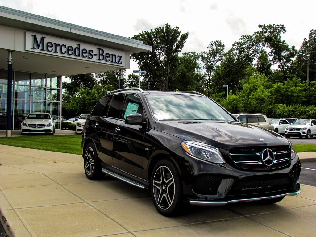 stock w16714 new 2017 mercedes benz gle gle 43 amg suv in west chester. Black Bedroom Furniture Sets. Home Design Ideas
