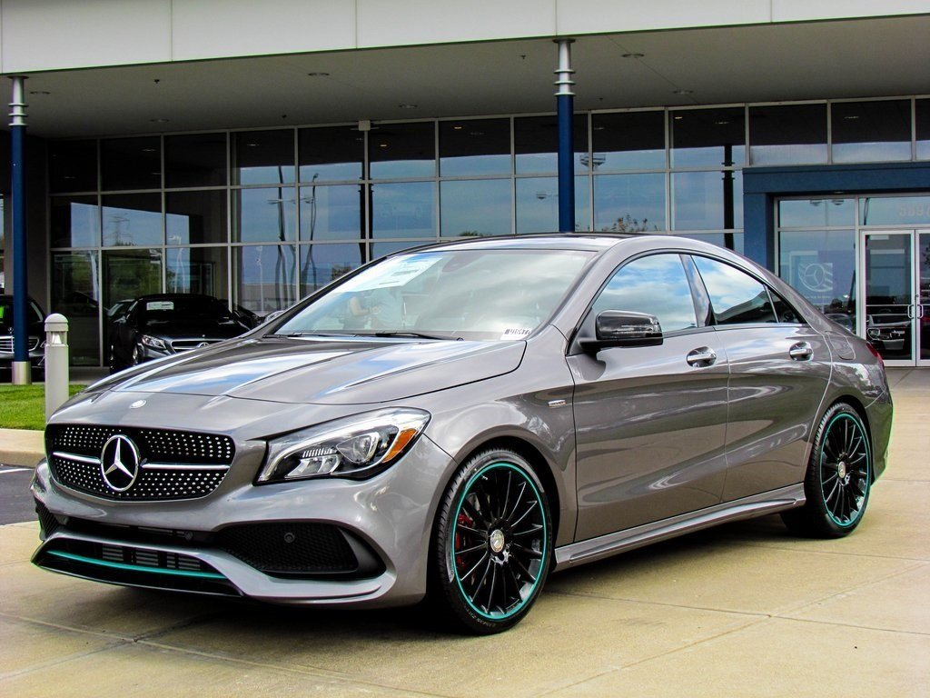 2018 cla250 4 door coupe mercedes benz cla 250 autos post. Black Bedroom Furniture Sets. Home Design Ideas